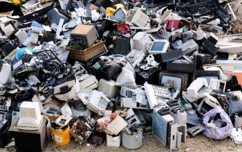 recycling,Trash,appliances,electronics,pollution