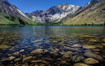 california,Convict lake