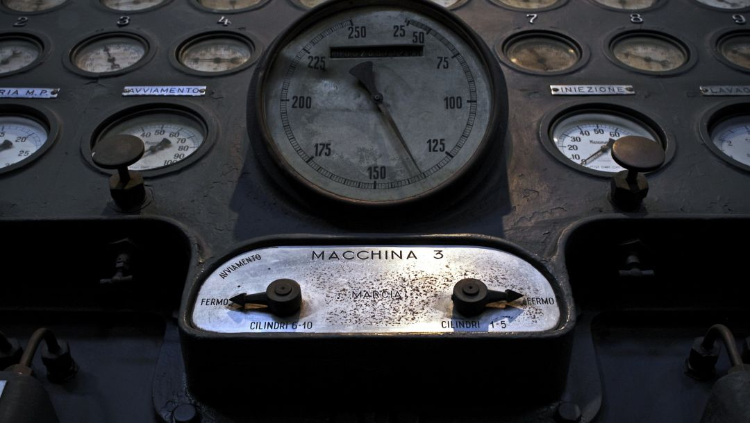 old,electric,Macchina,power