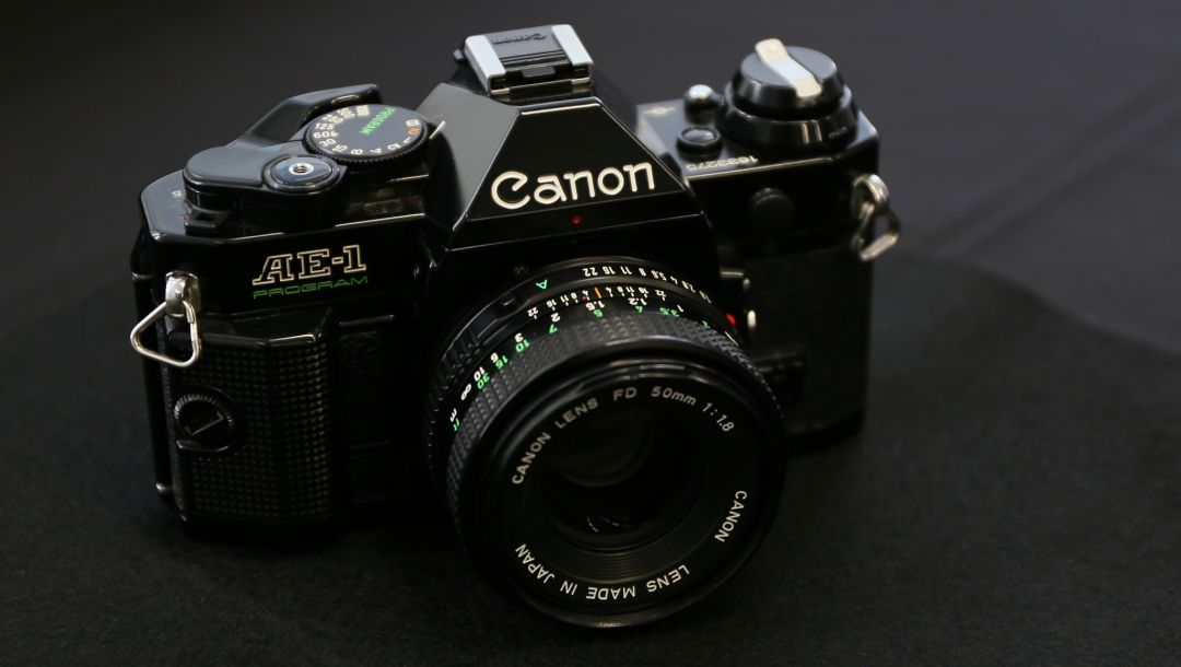 Ae-1,canon,камера