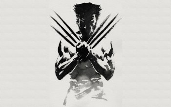 Wolverine,pose,claws