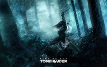 Медведь,rise of the tomb raider,lara croft,Ледоруб,tomb raider