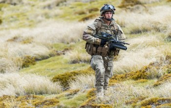 армия,солдат,New zealand defence force