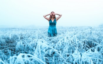 платье,the winsome winter,холод,Lizzy gadd,иней