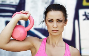 Kettlebell,look,training
