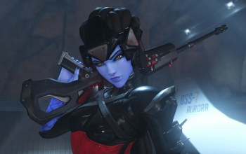 убийца,Widowmaker,amelie lacroix,overwatch