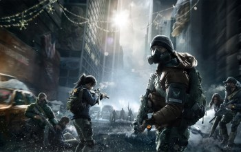 ubisoft entertainment,здания,Tom clancys the division