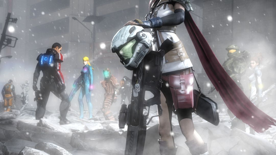 final fantasy,characters,mass effect,Lighting,metroid prime