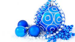 decoration,рождество,blue,christmas,украшения