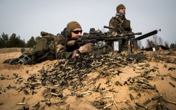 Latvian special forces