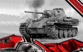 panther ii,wot,германия,World of tanks