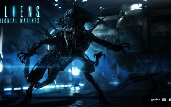 queen,чужой,Aliens colonial marines,монстр,матка