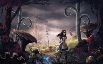 wonderland,alice: madness returns,Alice