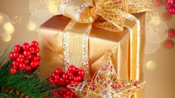 christmas,рождество,xmas,gift,golden,Merry,box,decoration,Новый год