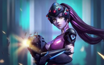 Widowmaker,fps,overwatch,красота