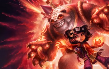 dark child,league of legends,annie
