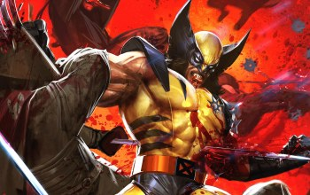 Marvel comics,Wolverine