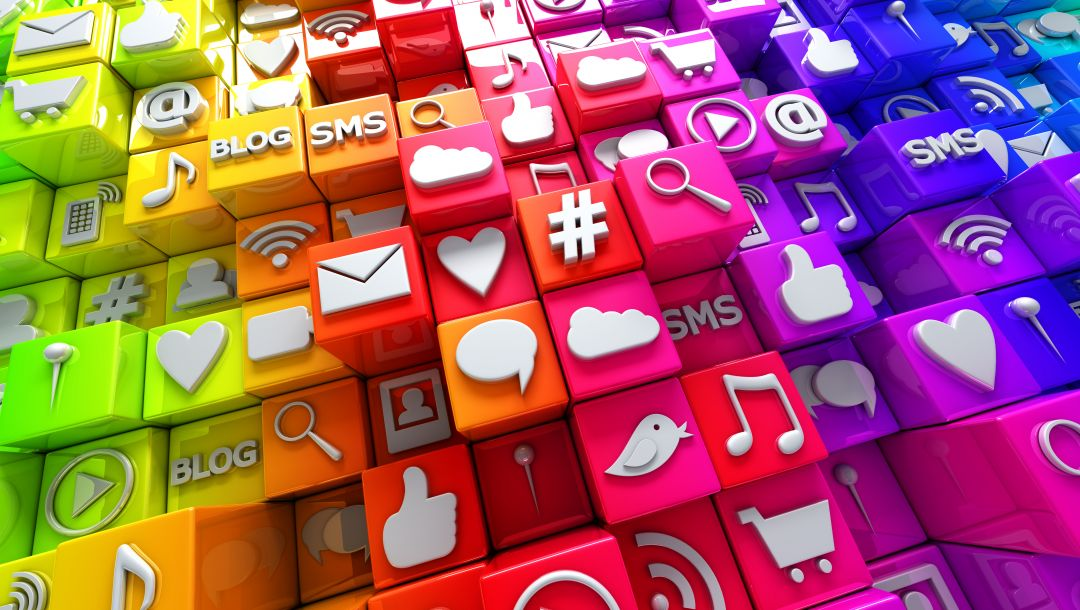 cubes,иконки,social,colorful,кубики,icons