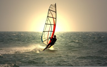 Windsurfing,equipment,water
