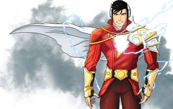 dc comics,супергерой,billy batson,Фантастика,captain marvel