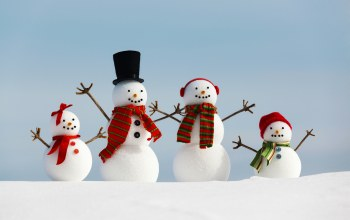 family,Snowman,snow,Happy new year,winter,holiday,merry christmas,с рождеством