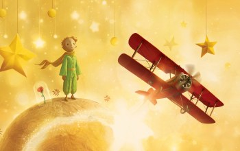 Exclusive,animation,first,film,the little prince,prince,movie,little,the,look,year,2015