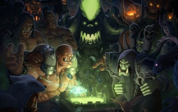 Hearthstone,warlords of dreanor,орки,wow,orcs,Карты