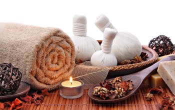 salt,Spa,soap,towel,bath,candle
