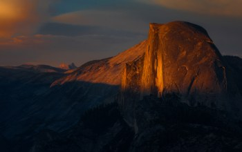 вид,панорамма,yosemite national park,высота