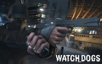 телефон,кепка,watch dogs,Aiden pearce,пистолет
