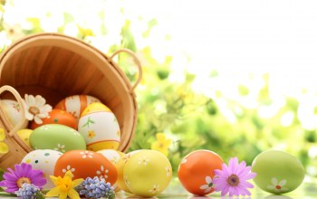 spring,happy,Easter,Весна,decoration,цветы,eggs,яйца