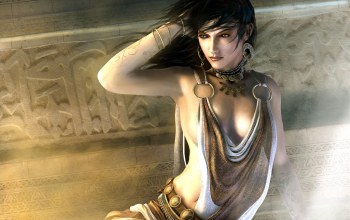 kaileena,the two thrones,Prince of persia: the two thrones,prince of persia 3