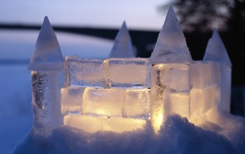 outdoors,snow,wallpaper,candlelight,ice