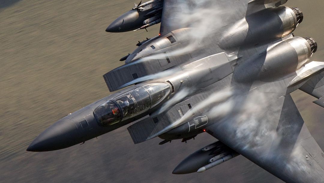 strike eagles,F15e