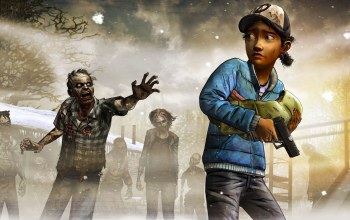 telltale games,The walking dead: season 2,выжившие,a telltale games series