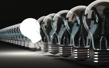 light bulbs,off,light,shine,Idea