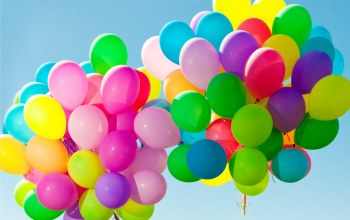 happy,sky,шарики,воздушные шары,colorful,balloons