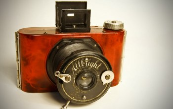Allbright vintage camera