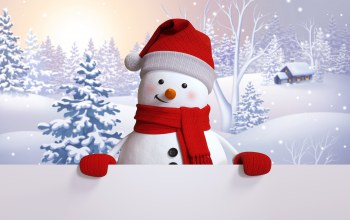snow,happy,снеговик,winter,cute,Snowman