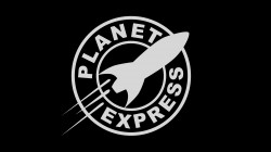 planet express,logo,futurama