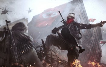 crytek uk,deep silver,Homefront: the revolution,пистолет