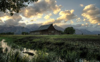 Moulton barn,Grand teton national park