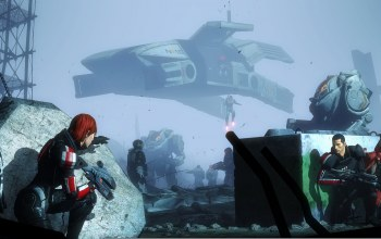 javik,ut-47 kodiak drop shuttle,mass effect,garrus vakarian,Cerberus,ashley williams