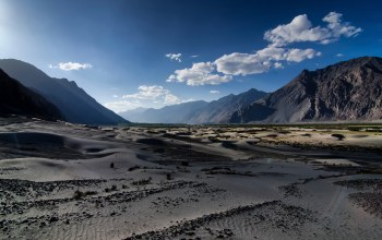Nubra valley,дюны