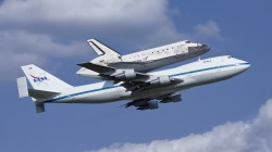 nasa,дискавери,discovery,boeing 747,шаттл,Самолёт