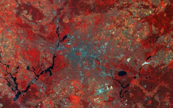berlin,Earth from space,sentinel-2a,Germany