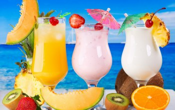 tropical,fruits,cocktail,фрукты,drink,коктейль