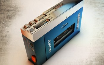 музыка,1979,Sony walkman tps-l2
