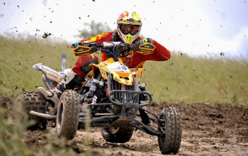гонка,British quad mx championship