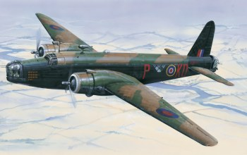 Airplane,painting,british bomber,ww2,aviation,aircraft,war,Vickers wellington